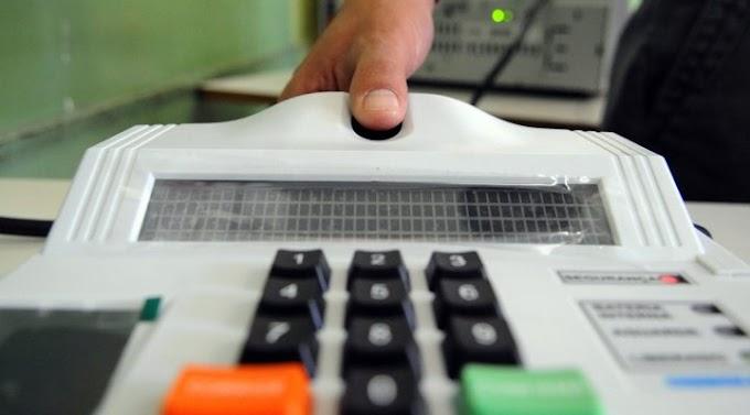 Biometria não será exigida nas eleições deste ano de 2020