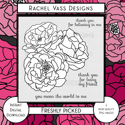 Rachel Vass Designs - Freshly Picked