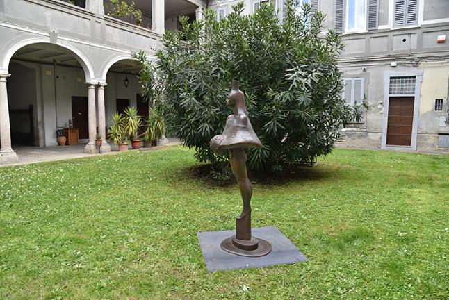 Milano, Casa Berra ospita opere d'arte