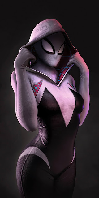 Spider Gwen wallpaper