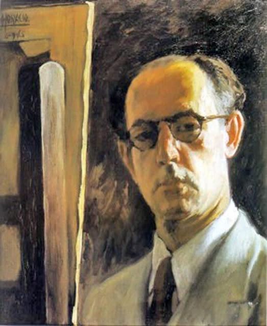 Horacio Ferrer de Morgado, Galería de autorretratos, Pintor español, Pintura española, Pintores Realistas Españoles, Galería de retratos Figurativos, Pintor , Autorretratos
