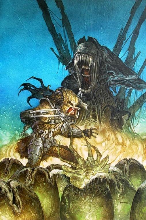 Predador vs Alien