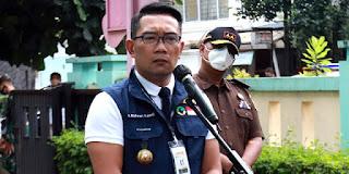 Diperiksa Polda Terkait Kerumuman HRS, Ridwan Kamil: Pak Mahfud Harus Ikut Tanggung Jawab