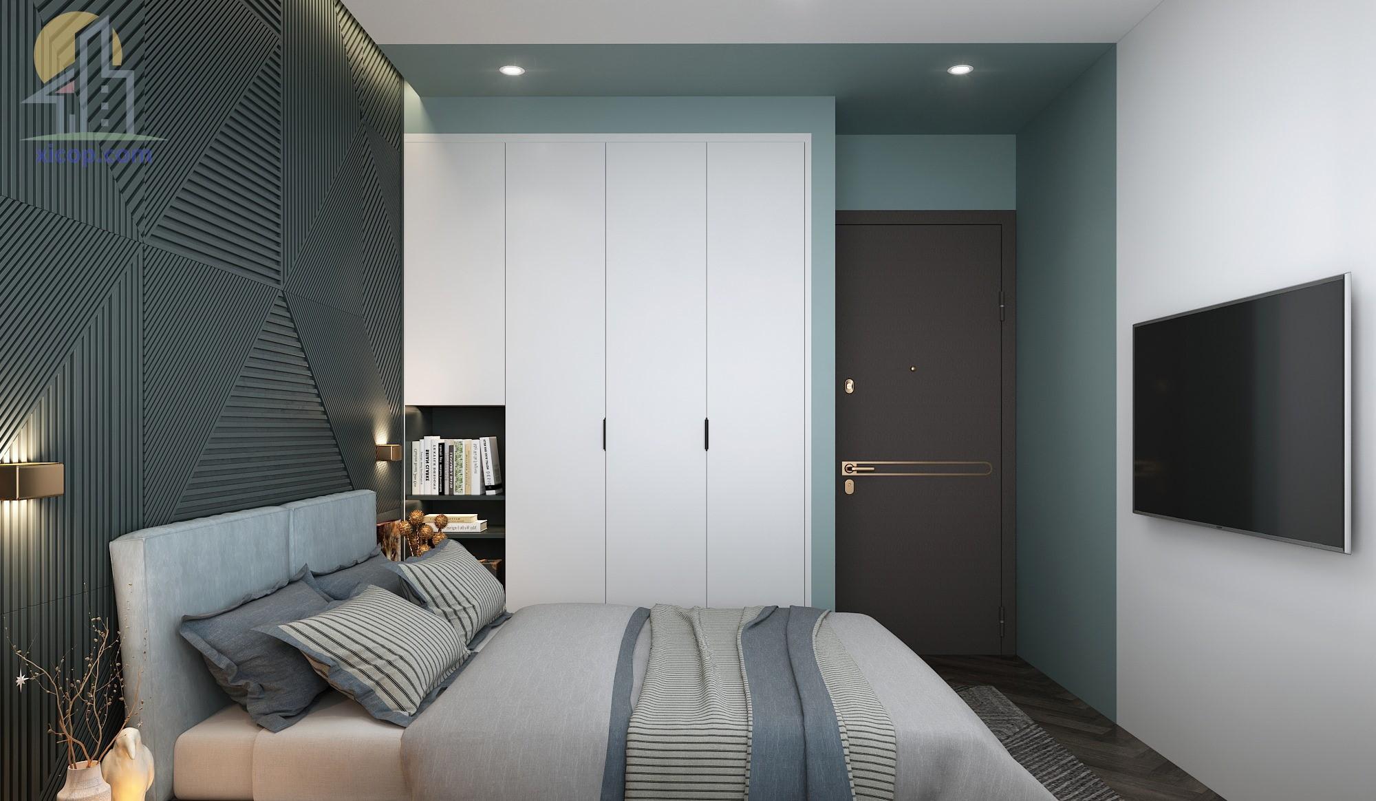 Thiết kế nội thất hiện đại 1 phong cách mới hợp nhà phố, chung cư