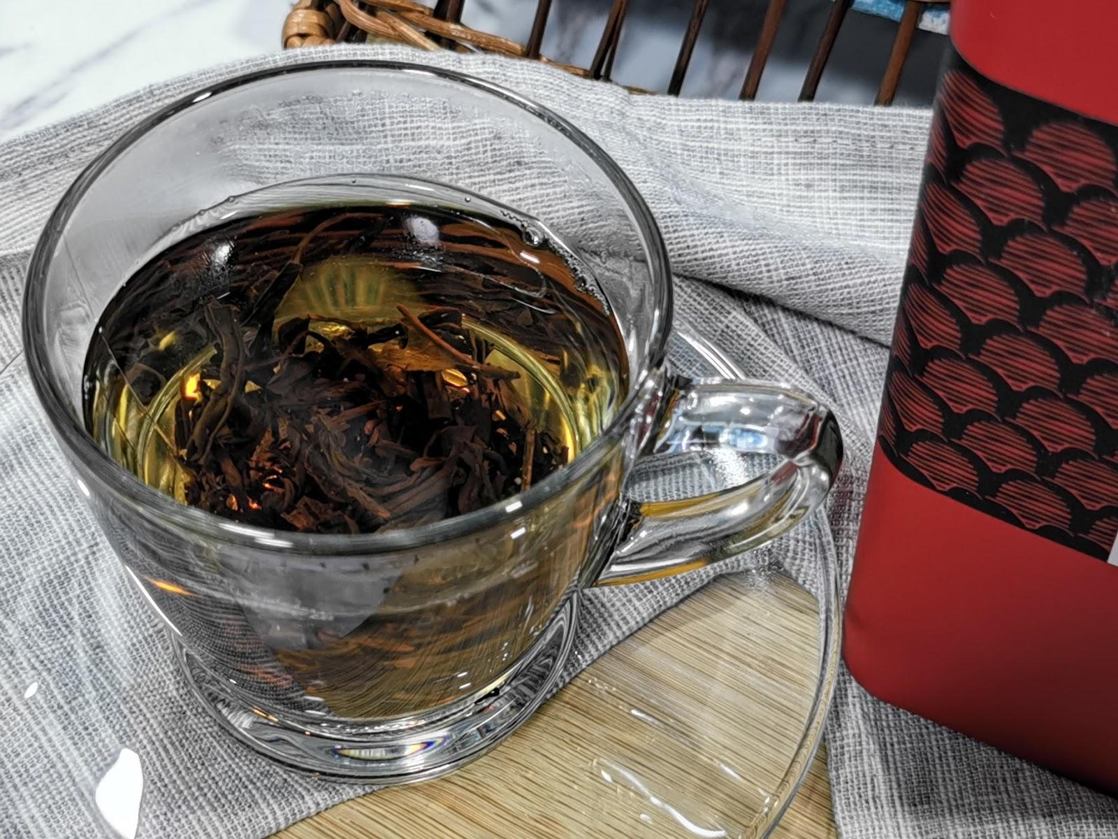 Introducing Cha San Dai Alishan Black Tea!