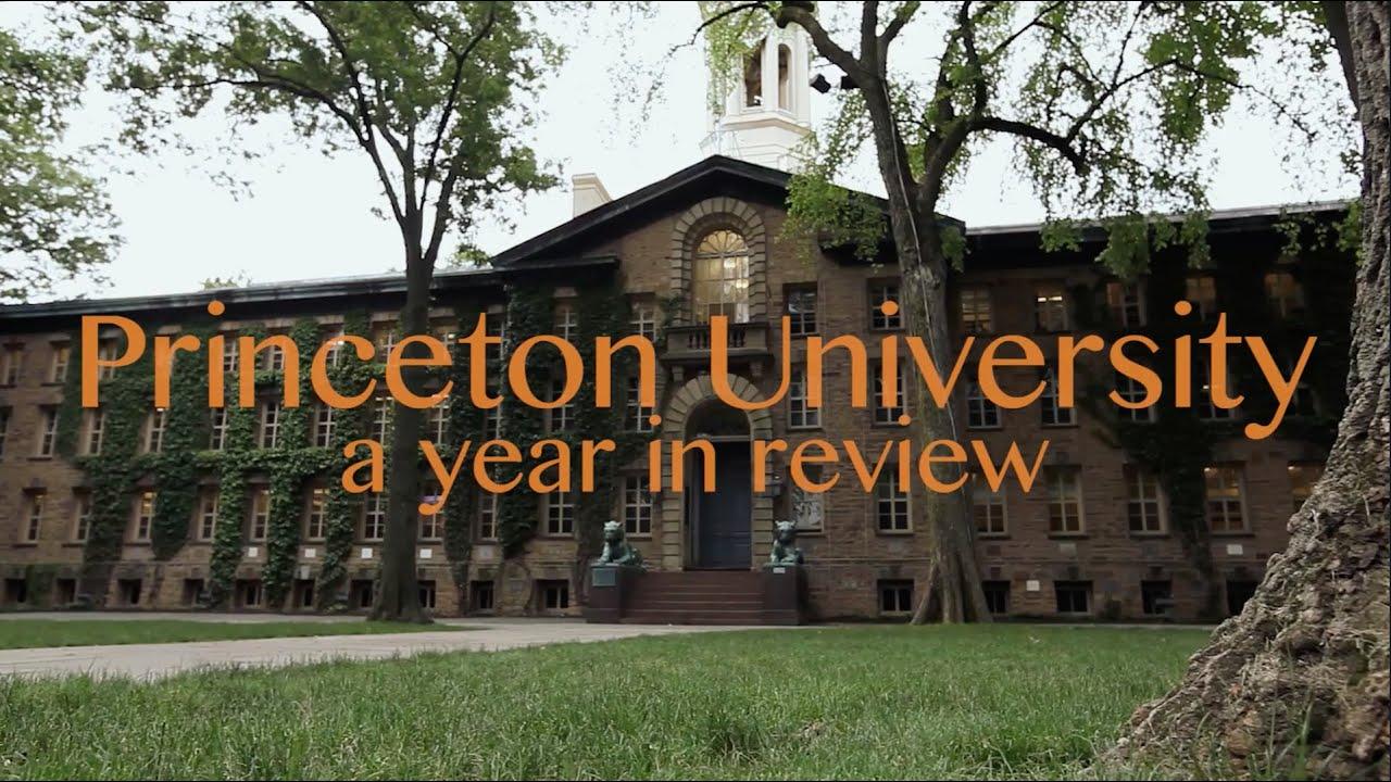 Princeton University Rankings