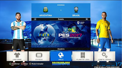 PES 2017 BrazilPES Pro 2017