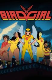 Birdgirl Temporada 1 audio español