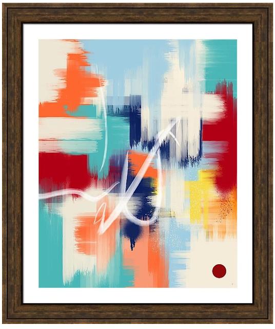 sold art, abstract art, Mark Taylor, beechhouse media, art gallery,