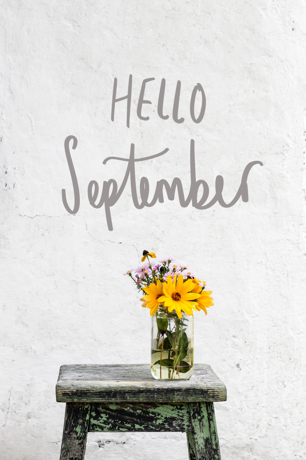 Hello September Goals and Life Update