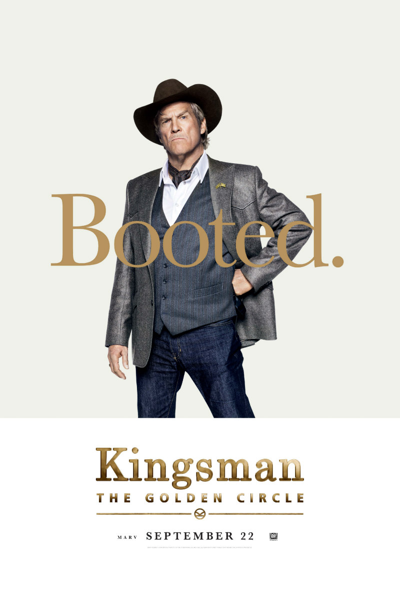 kingsman the golden circle jeff bridges
