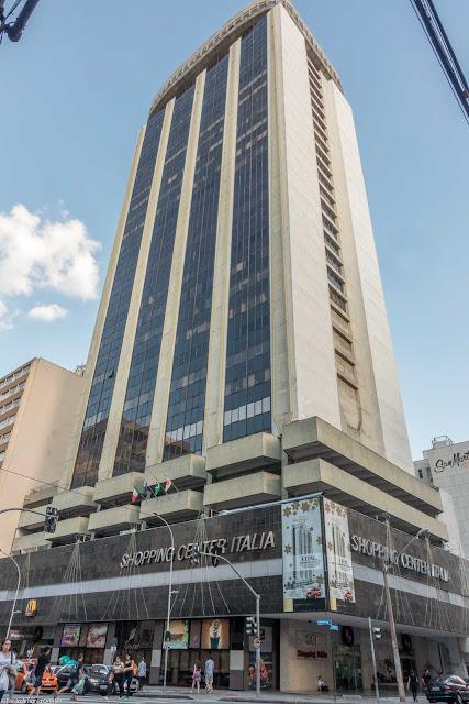 Centro Comercial Itália - CCI
