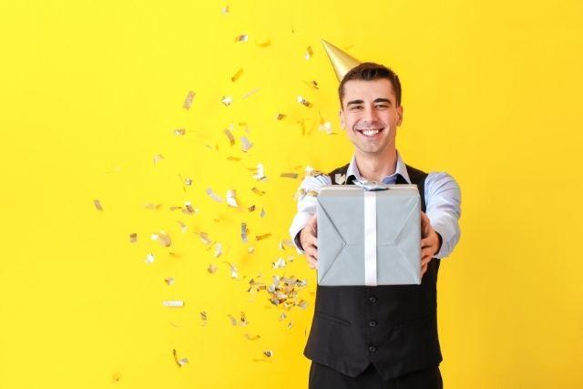 Façons de dire joyeux anniversaire à un homme