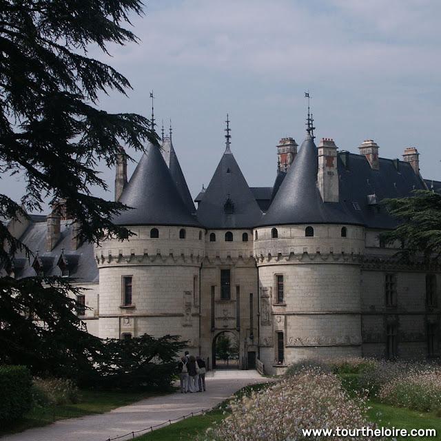 Chateau de Chaumont sur Loire. Touraine Loire Valley. France. Photo by Susan Walter.