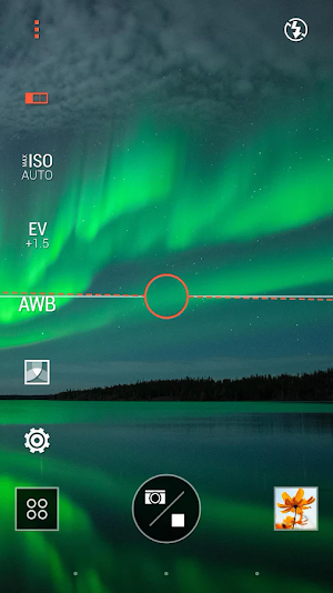 HTC Camera for Android UI (2)