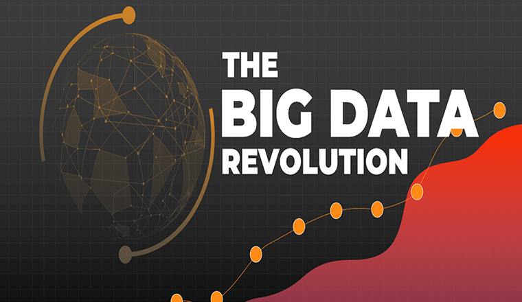 The Big Data Revolution #infographic