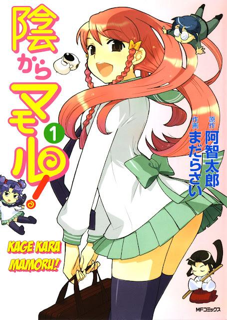 Mamoru the Shadow Protector continúa 6 años después.