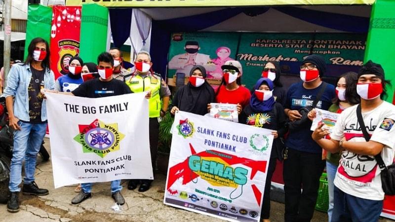 Slank Fans Club Pontianak