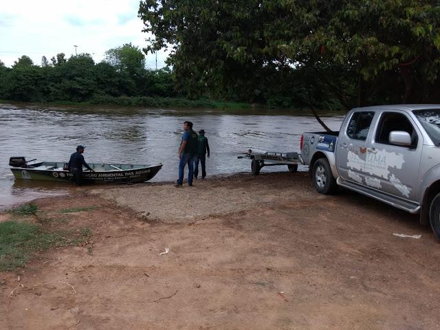 Secretaria de Meio Ambiente e Turismo de Barreiras inicia fiscalização no período do Defeso da Piracema