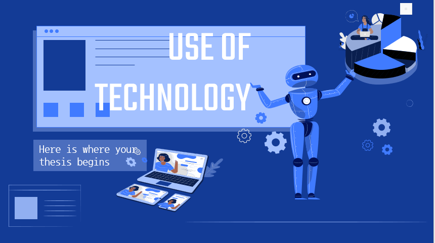 Technology Download Free PowerPoint Templates