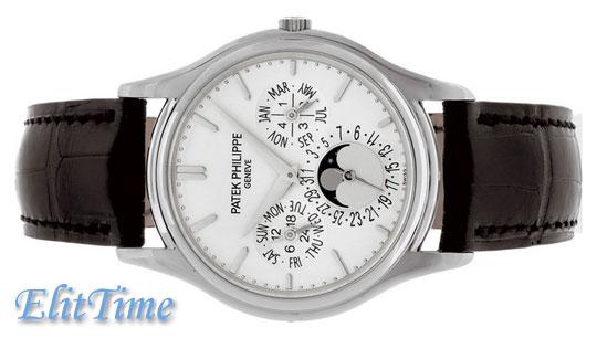 Patek Philippe Perpetual Calendar - часы президента Путина