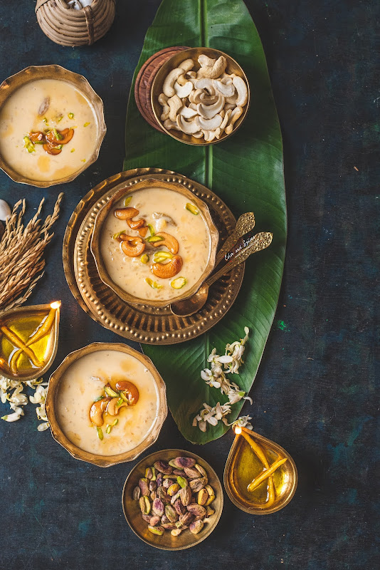 nolen gur er payes recipe, date palm jaggery rice pudding
