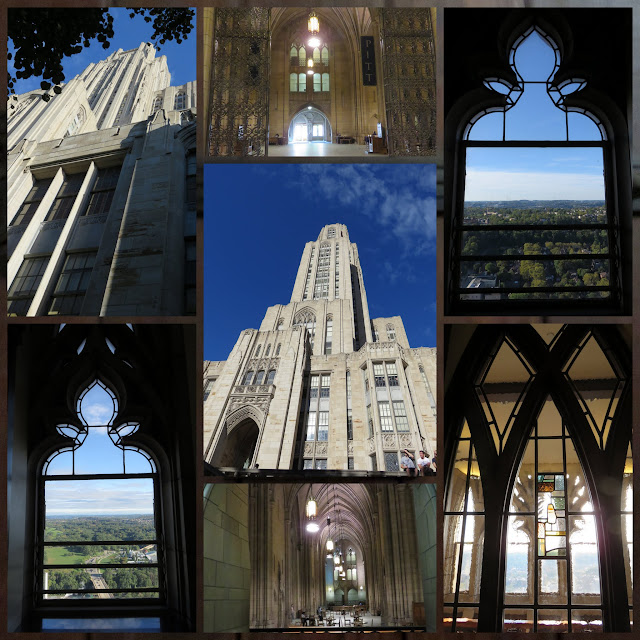 Fun things to do in Pittsburgh: Visit the Cathedral of Learning