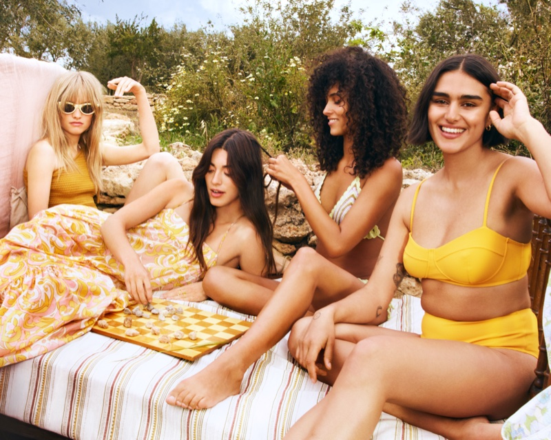 Mango The Sun is Everywhere Summer 2021 Campaign
