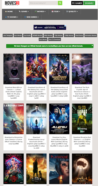 Moviesflix 2021 - Moviesflix Pro Net In Illegal HD Download Latest Release, Hindi Dubbed, Multi Audio, TV Shows, Web Series, Bollywood Hollywood Movies Website, Detail News About The Moviesflix