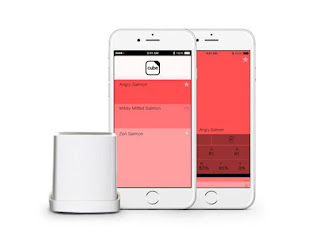 Capture & Reproduce Any Color, Anywhere with a Single Tap