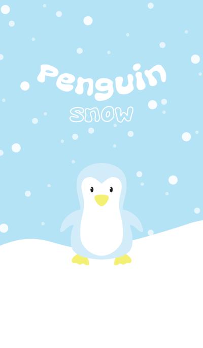Penguin Snow