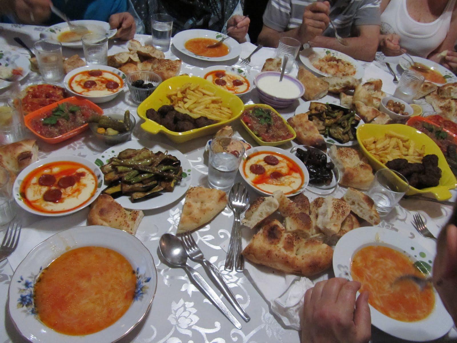 Etiket: Ramazan Sofrası