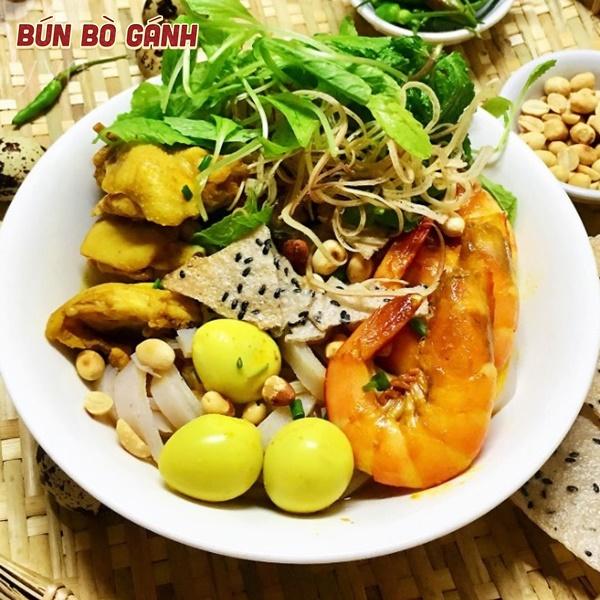 Mì Quảng Thập Cẩm- Quang Nam Noodle Special (Mixed)