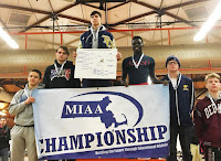 Tri-County's Carlucci claims wrestling Sectional Championship