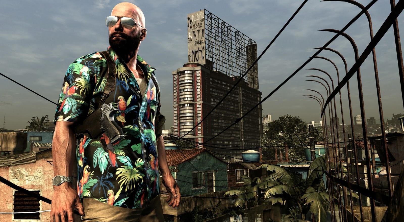 Max Payne 3 Complete Edition ESPAÑOL PC Descargar Full (RELOADED) + REPACK 5 DVD5 (JPW) 10