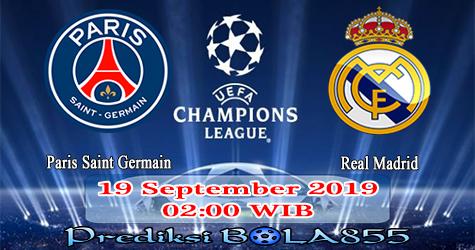 Prediksi Bola855 Paris Saint Germain vs Real Madrid 19 September 2019