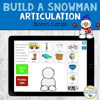 Build a Snowman Articulation
