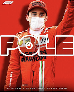 Grand Prix De Azerbaiyán: Leclerc Se Redime Llevandose La Pole
