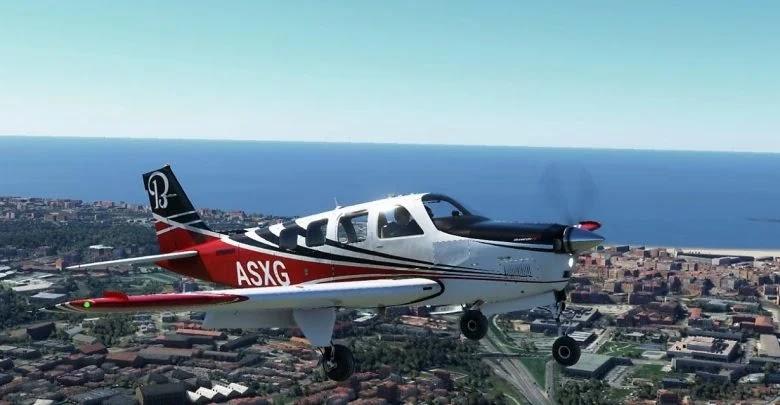 How to update Microsoft Flight Simulator