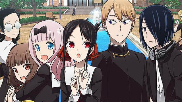 Segunda temporada de Kaguya-sama: Love is War fecha su estreno el 11 de abril