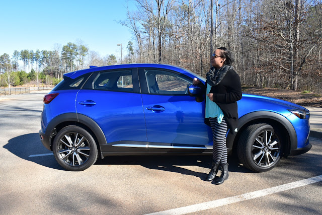 Road Trip in Small Car: 2017 Mazda CX-3   via  www.productreviewmom.com