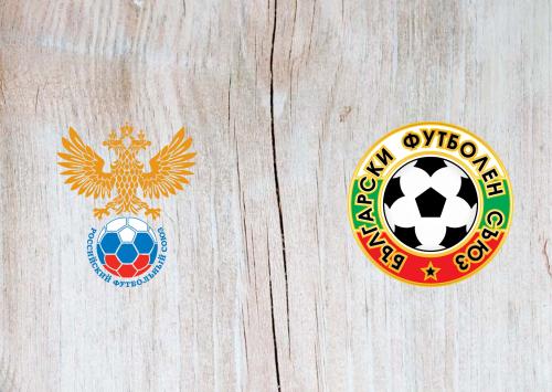 Russia vs Bulgaria -Highlights 05 June 2021