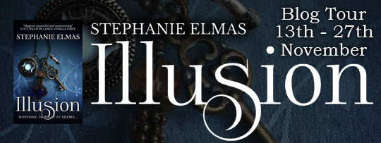 illusion, stephanie-elmas, book, blog-tour