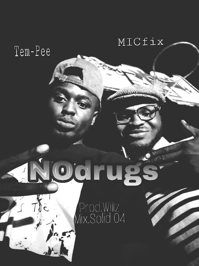 [AUDIO] Drugs by TemPee & MICFix