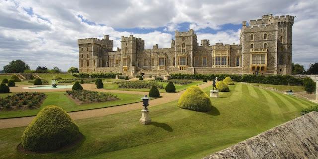 Windsor Castle, London, Inggris