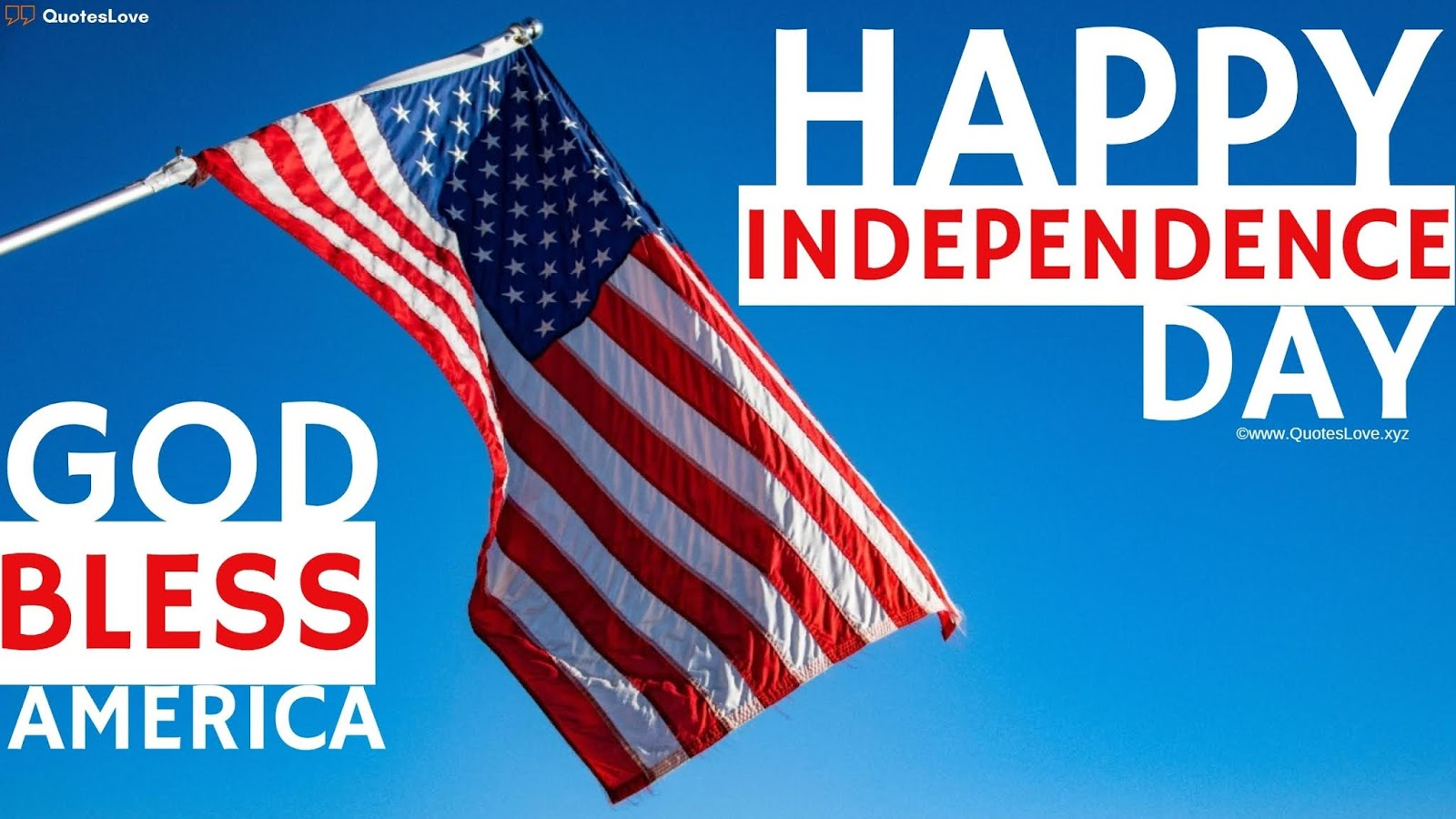 [United States] Independence Day Quotes, Wishes, Messages, Greetings, Sayings, Images, Pictures, Poster, Wallpaper