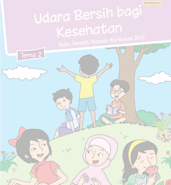 Buku Siswa Kelas 5 SD/MI Tema 2: Udara Bersih dan Kesehatan