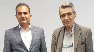 ΕΠΑΦΕΣ του Δημάρχου Καλαμάτας με στελέχη της Επιτροπής «Ελλάδα 2021»