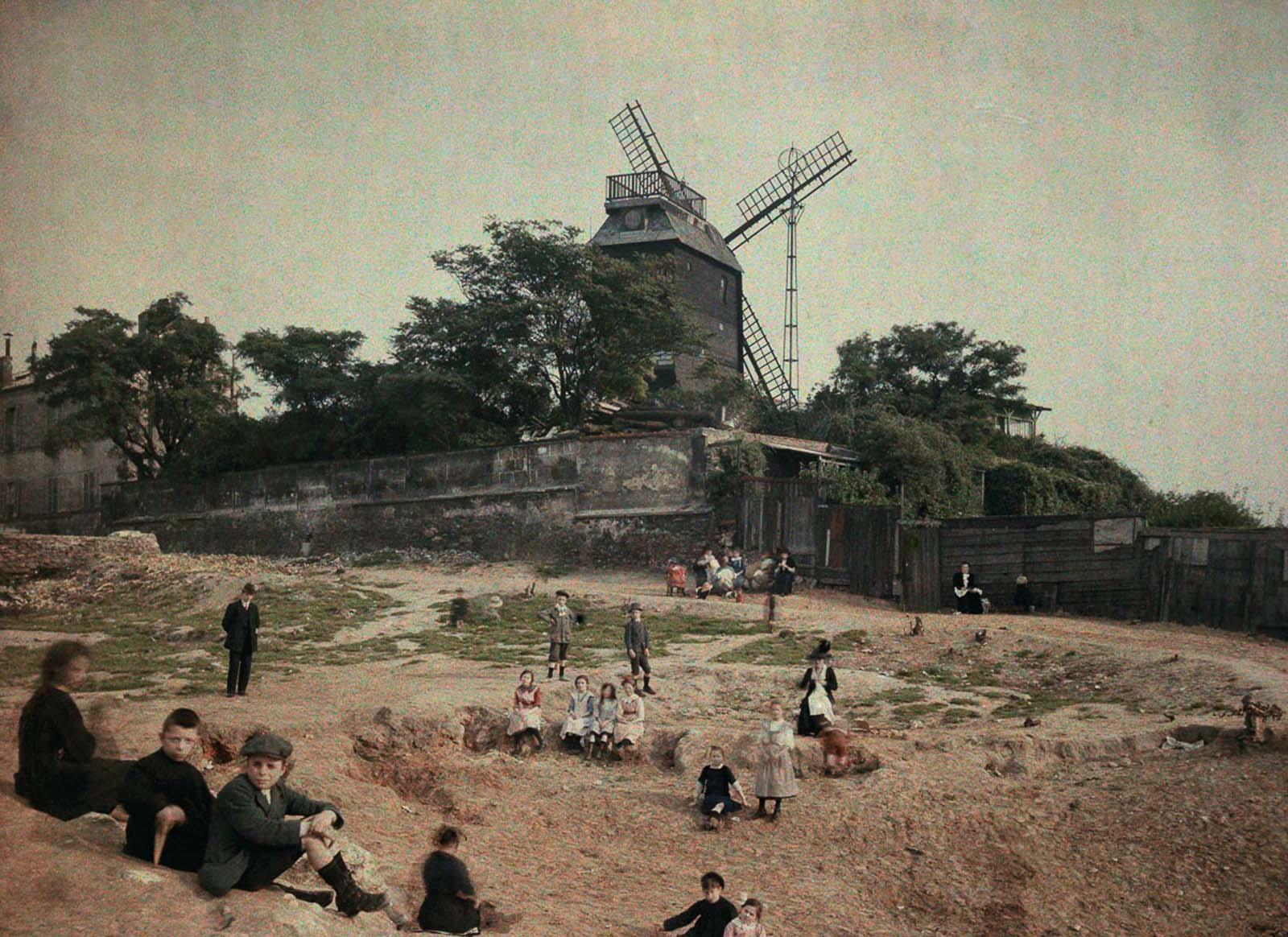 Paris Color Images