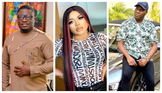 Wise up, Some people no get joy at all- Actor Femi branch reacts to Bobrisky and Mompha dating Scandal